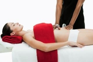 abdominal massage by Bellabaci Spa