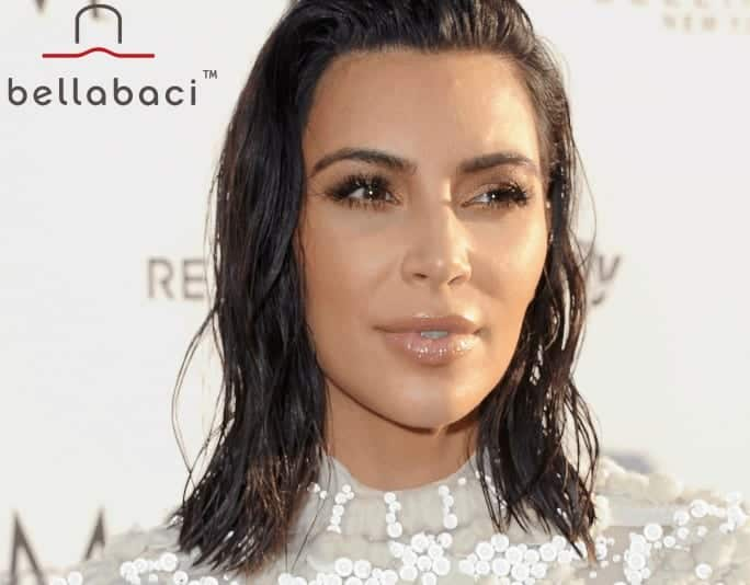 Kim Kardashian Chooses Facial Cupping for Antiageing
